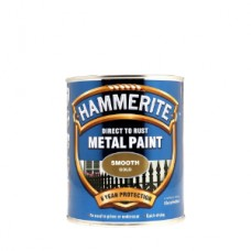 Hammerite Direct To Rust Smooth Finish Gold 750ml