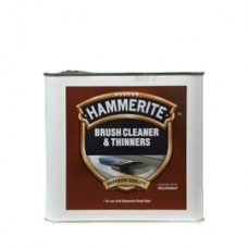Hammerite Brush Cleaner And Thinners 2.5 Litre