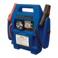 Streetwize Power Pack With Air Compressor Suitable For Petrol Ve
