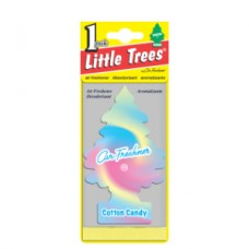 Little Trees Car Air Freshener - Cotton Candy