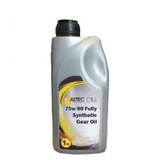 Aztec EP75W90 Fully-Synthetic Gear Oil 1 Litre