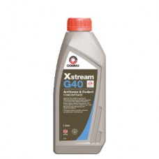 Comma Xstream G40 Antifreeze And Coolant Concentrate 1 Litre