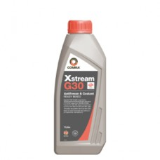 Comma Xstream G30 Antifreeze And Coolant Ready Mixed 1 Litre