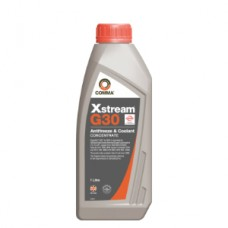 Comma Xstream G30 Antifreeze And Coolant Concentrate 1 Litre