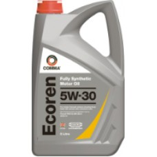 Comma 5W30 Ecoren Fully Synthetic Engine Oil 5 Litre